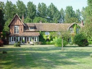 Accommodation ref 281 near Giverny and Paris