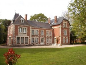 Chateau accommodation ref 97 in the Somme area