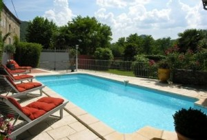 Auberge bed and breakfast accommodation near Anduze and Nimes