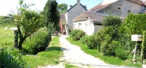 Bed and breakfast accommodation near Arromanches Normandy