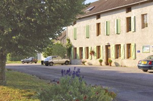 Family friendly B&B near Dijon