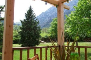 Bed and breakfast accommodation between Perpignan and Carcassonne
