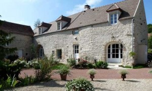 Charming stopover bed and breakfast accommodation in Burgundy