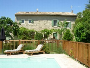 bed and breakfast accommodation in the Luberon, Provence