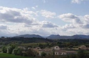 Self-catering apartment near Beziers