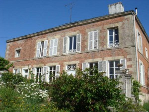 Self-catering accommodation in the Champagne region