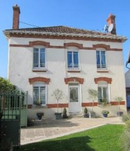 Bed and breakfast near Reims in Champagne