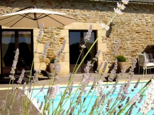 Short break luxury b&b for couples near Brittany beaches