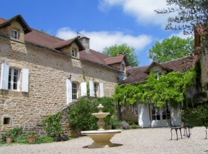 Boutique B&B in the Aveyron countryside