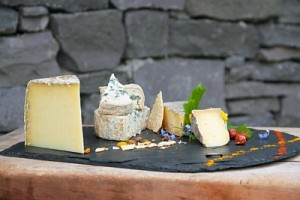 Some of the cheeses of the Auvergne. Photo courtesy of OT Massif du Sancy