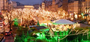 Bordeaux - one of the best Christmas markets in France