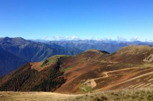 Autumn colours in the French Pyrenees