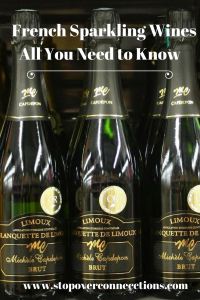 All about French sparkling wines