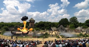 A family holiday to France isn't complete without a visit to Puy du Fou near Poitiers