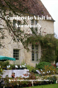 gardens to visit in Normandy