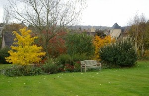The Normandy gardens of the Manoir de la Bonnerie