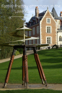 Family friendly Loire Valley France