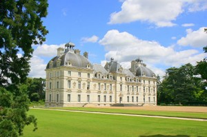 Visit the Chateau de Cheverny on a family holiday to the Loire Valley