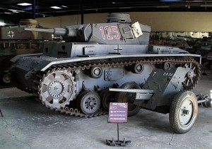 Visit the tank museum at Saumur on your family holiday to the Loire Valley
