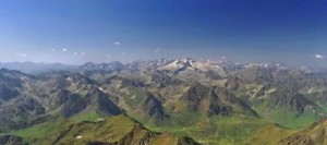 A holiday in the Pyrenees mountains of France