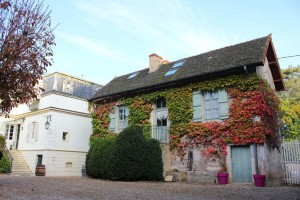 Self-catering holiday rental near Beaune in Burgundy