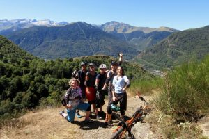Pyrenees MTB adventure holiday in France