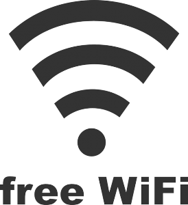 Free WiFi when travelling in France