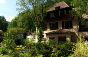 Charming hotel in Alsace France